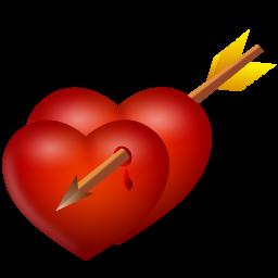 iconos corazones 256x256