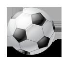 Icono balon de futbol