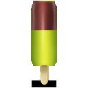 polo marron y verde 128x128