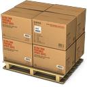 cajas en pale