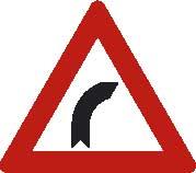 curva derecha