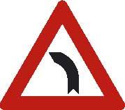 curva izquierda